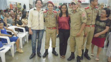 Photo of Corpo de Bombeiros realiza cerimômia de graduação da turma de Bombeiros Mirins 2018