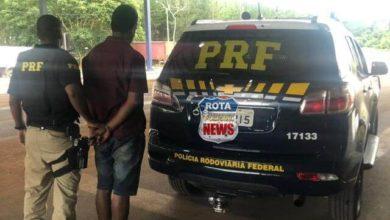 Photo of Homem que molestou duas crianças, uma de 9 e outra de 3 anos em Comodoro/MT foi preso pela PRF em Vilhena