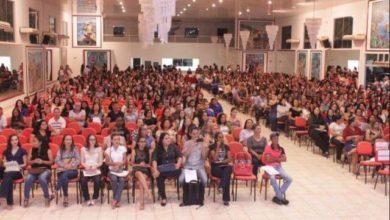 Photo of Fórum Municipal de Educação reuniu 1200 profissionais da educação em Vilhena