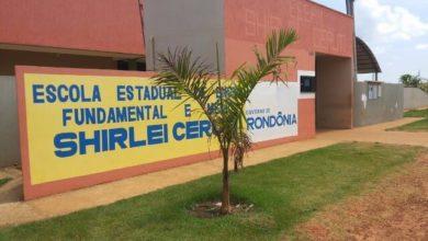Photo of Duas escolas foram furtadas em Vilhena