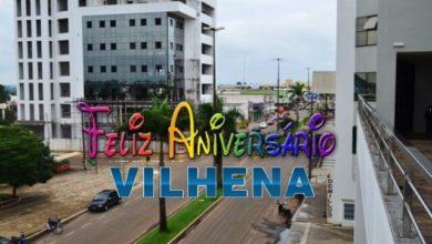 Photo of Vilhena comemora seu 41º aniversário, Rota Policial News parabeniza cidade Portal da Amazônia