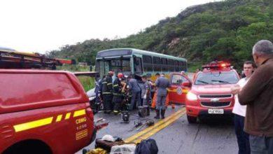 Photo of Acidentes em MG deixam 6 mortos em dois trechos de rodovia federal