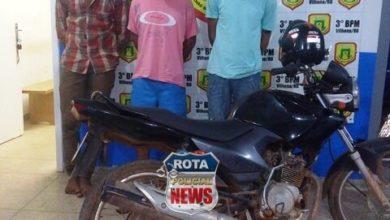 Photo of Denúncia de roubo no Atacadão mobiliza viaturas e três são presos por furto em Vilhena