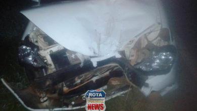 Photo of Motorista embriagado atinge traseira de moto e deixa motociclista com fratura na BR-174
