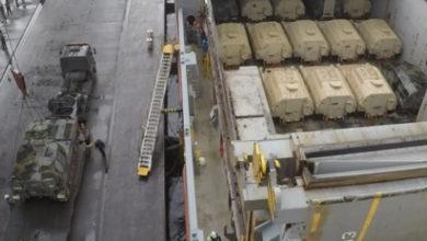Photo of Exército recebe doação de 96 blindados dos Estados Unidos
