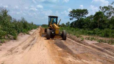 Photo of 40 km de estradas são recuperadas na região da Farinheira, em Vilhena