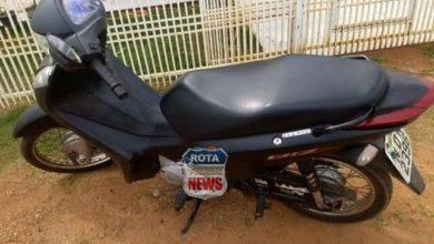 Photo of Motoneta é roubada em frente a residência no bairro Moisés de Freitas em Vilhena