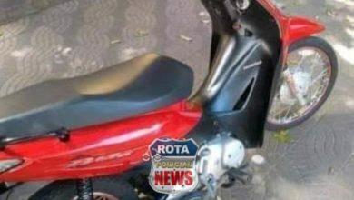 Photo of Motoneta é roubada em Vilhena, este foi o sexto assalto neste sábado