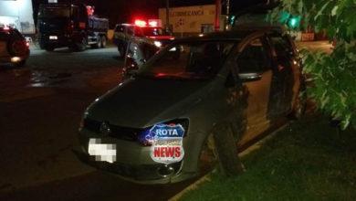 Photo of Acidente em semáforo da avenida Presidente Nasser resulta em danos materiais