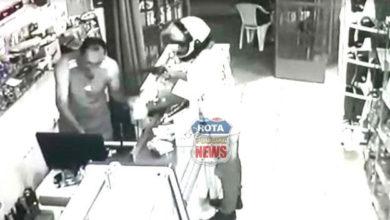 Photo of Distribuidora é alvo de assaltantes e ação é flagrada por câmeras de segurança em Vilhena
