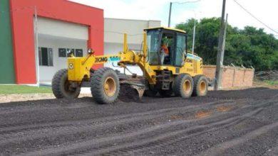 Photo of Material asfáltico do DNIT é aproveitado para recuperar ruas de São Lourenço