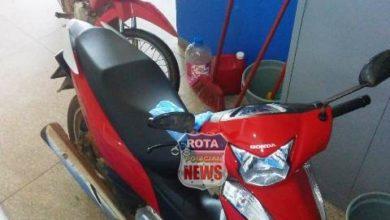 Photo of Polícia recupera motoneta roubada no bairro 5º BEC na segunda-feira e prende acusado