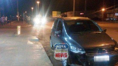 Photo of Camioneta dirigida por indígenas avança sinal vermelho e colide contra carro na BR-174 em Vilhena