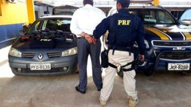 Photo of Advogado é preso  pela Polícia Rodoviária Federal com 18 quilos de pasta base de cocaína