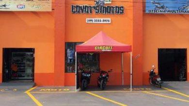 Photo of Coyots Motos deseja um Feliz Natal e Próspero Ano Novo a seus clientes e amigos