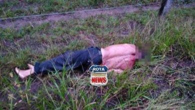 Photo of Urgente: corpo de homem com sinais de violência é encontrado na área rural de Vilhena
