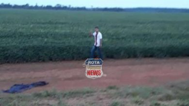 """Photo of Homem é esfaqueado na estrada do aeroporto após """"tradicional"""" festa de jovens. Ele estava em plantação de soja"""