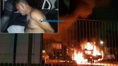 Photo of Funcionário é demitido e incendeia caminhão e empresa em Porto Velho