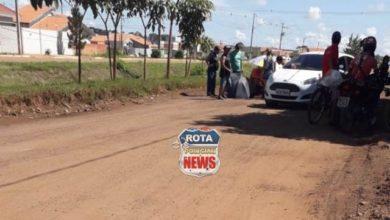 Photo of Dois acidentes são registrados na área urbana de Vilhena nesta manhã de sábado