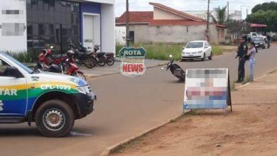 Photo of Dois acidentes já foram registrados nesta quinta-feira, 06 de Dezembro, em Vilhena