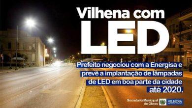 Photo of LED em toda a cidade e várias obras de asfalto: veja benefícios do ajuste proposto pela Prefeitura