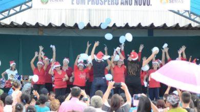 Photo of Natal Feliz reúne milhares de pessoas em grande festa com apresentações e diversão
