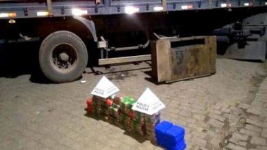 Photo of Caminhão com placas de RO é apreendido com 137 kg de cocaína em Minas Gerais e motorista é preso