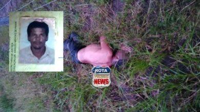 Photo of Latrocínio: homem morto à facadas na área rural teve casa revirada por homicida