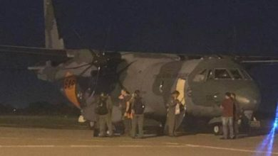Foto de Avião desaparecido com vilhenense a bordo já foi confiscado pela PF no ano passado