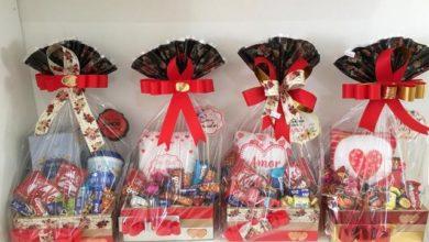 Foto de Floricultura Doce Paixão está com lindas cestas para você presentear quem você ama neste final de ano