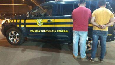 Photo of Polícia Rodoviária Federal apreende duas armas de fogo em Vilhena