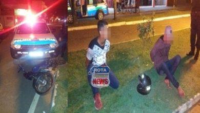 Photo of Suspeitos fogem da polícia e se envolvem em acidente na avenida Paraná