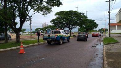 Photo of Motociclista bêbado é preso após cair sozinho em avenida de Vilhena