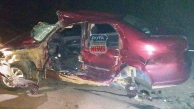 Photo of Três pessoas da mesma família morrem após acidente em Presidente Médici