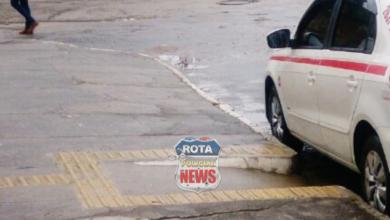 Photo of Nas redes sociais, vilhenense denúncia motorista de auto-escola que estacionou na guia rebaixada para cadeirantes