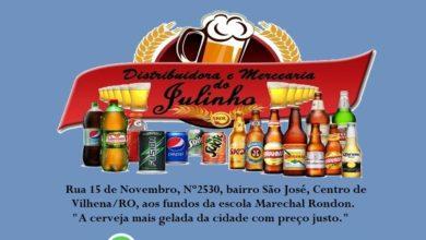 Photo of Distribuidora e merceária do Julinho informa que irá abrir o dia inteiro neste domingo