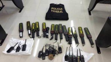 Photo of PF deflagra operação no Mato Grosso; grupo criminoso que atuava em segurança agia também em Vilhena