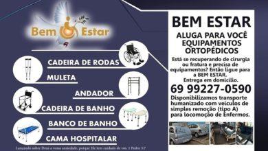 Photo of Transporte humanizado e locação ortopédica em Vilhena é com a Bem Estar, confira!