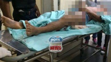 Photo of Em Vilhena, mulher da facadas até nos testículos do marido após briga