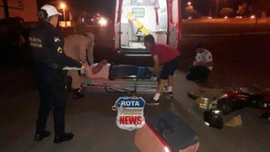 Photo of Motorista avança preferencial e provoca colisão contra entregador no 5ºBEC
