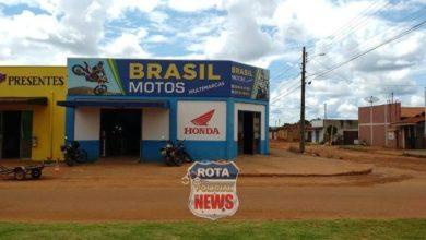 Photo of Urgente: ladrões com motocicleta roubada roubam oficina de motos e Polícia Militar recupera moto usada por criminosos
