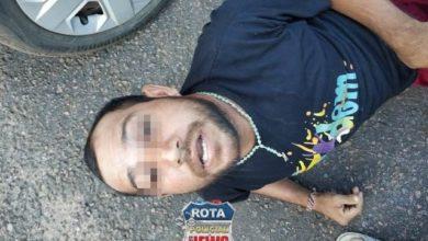 Photo of Ladrão é preso após tentar assaltar policial do PATAMO na praça Nossa Senhora Aparecida