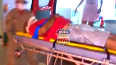 Photo of Urgente: homem é baleado no pescoço dentro de residência no Jardim Primavera em Vilhena