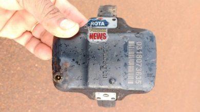 Photo of Tornozeleira eletrônica é encontrada jogada no chão em Vilhena