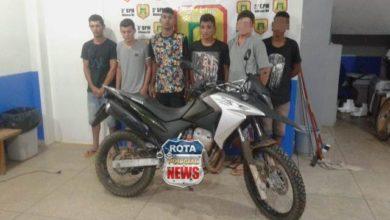 Photo of Infratores de Cerejeiras e Cabixi que pretendiam cometer roubos são presos em boca de fumo de Vilhena