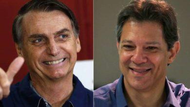 Photo of Bolsonaro ataca Haddad no Twitter; petista perdedor em eleição pergunta se ele já pode debater