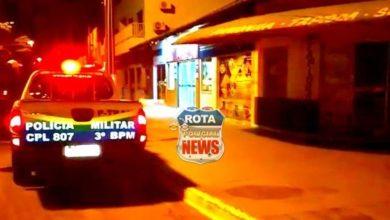 Foto de Empresário esquece porta de pamonharia aberta e Polícia Militar é acionada no Centro