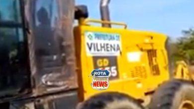 Photo of Após morador denunciar uso indevido de máquina da prefeitura, assessoria rebate acusações