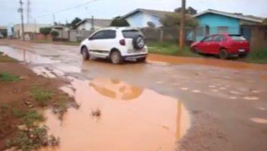 Photo of Moradores de Vilhena fazem vídeo humorístico criticando atual prefeito por abandono de ruas e avenidas