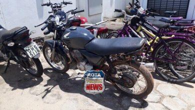 Foto de Após guardar moto roubada, chacareiro acaba preso pela Polícia Militar em Vilhena